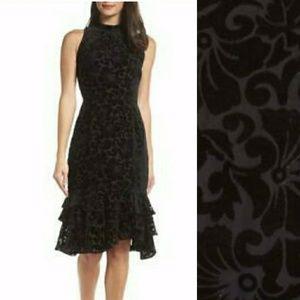Chelsea28 Velvet dress